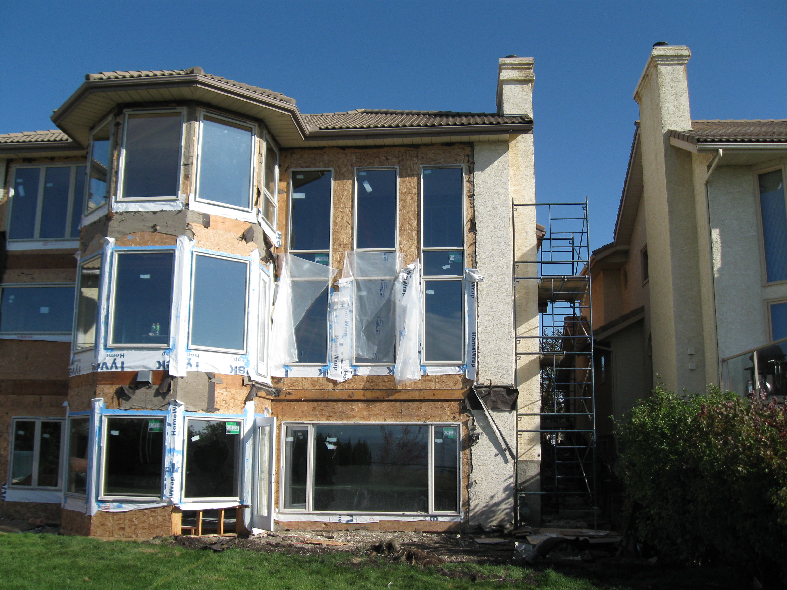 Complete Home Reno Custom Construction