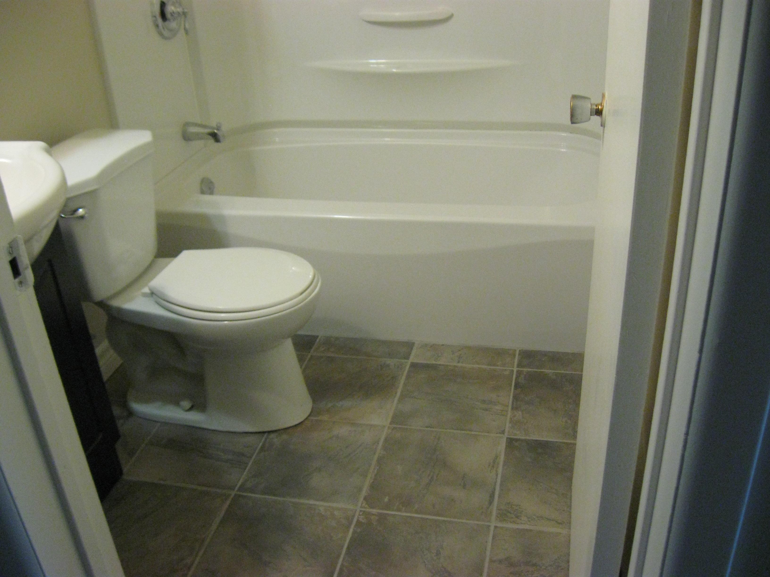 bathroom renovation custom construction